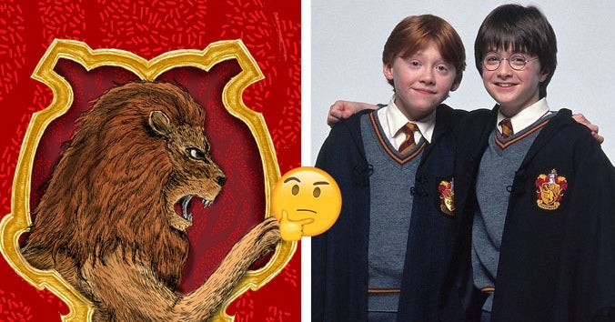 Would You And Your BFF End Up In The Same Hogwarts House?