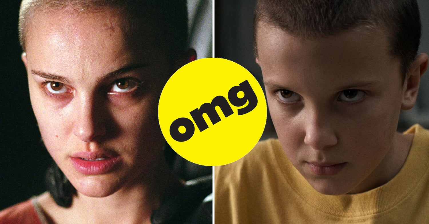 Millie Bobby Brown Looks Exactly Like A Young Natalie Portman, And I'm Going To Need To Sit Down