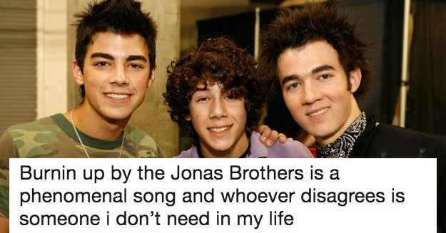 17 Tweets About The Jonas Brothers That Will Take You Back