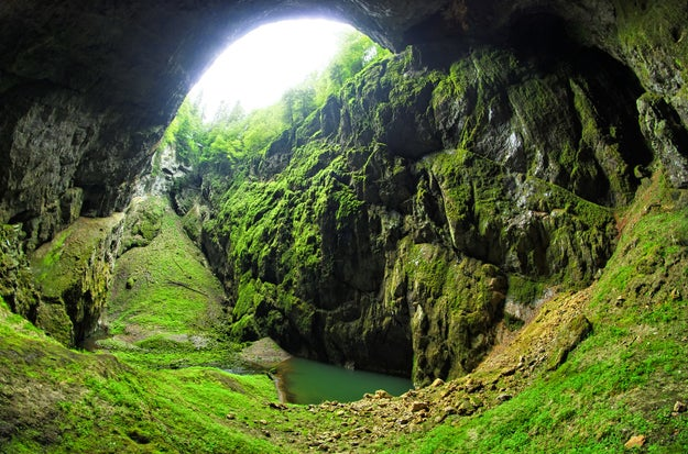 11. Steige hinab in die Punkwa-Höhlen in der Tschechischen Republik: