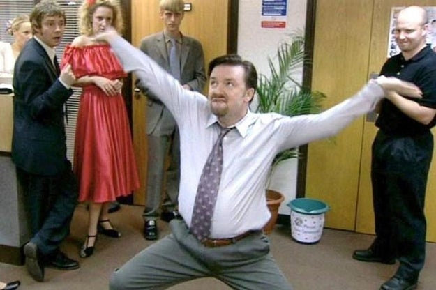 The Office (UK version)