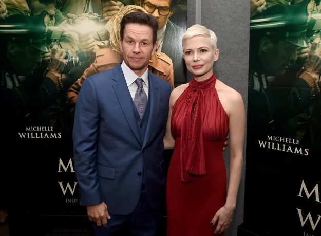 Michelle Williams Was Paid An Eighth Of Mark Wahlberg's Salary For