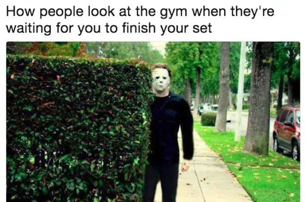 17 Unspoken Rules At The Gym Everyone Knows To Be True