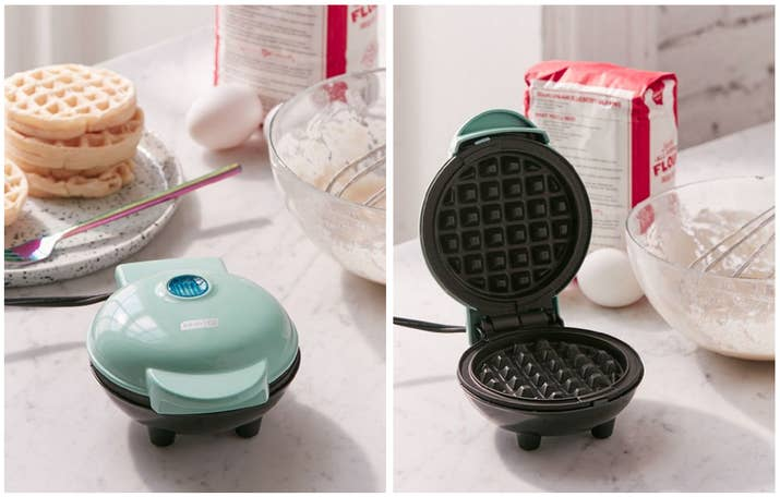 23 thoughtful and fun birthday gift ideas that are all less than 20 1 a mini waffle maker they can use to make baby waffles because all food is better when its tiny negle Choice Image