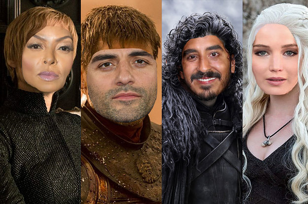 """Recast """"Game Of Thrones"""" And We'll Reveal Which Great House You Belong In"""