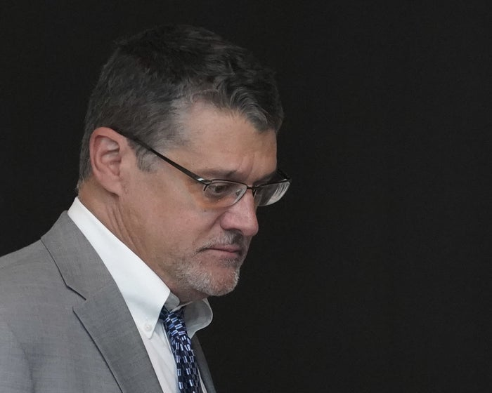 Glenn Simpson, cofounder of the research firm Fusion GPS.