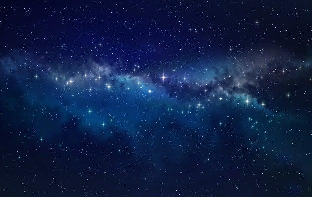 Stars eat planets.