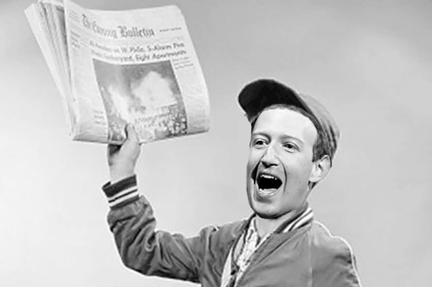 Facebook Is Going To Let Users Rank News Credibility