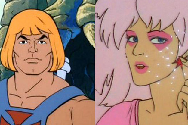 Answer 7 Questions And We'll Tell You Which '80s Cartoon Character You Are
