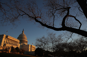 The House Just Voted To Keep The Government Open, But There Still Could Be A Shutdown