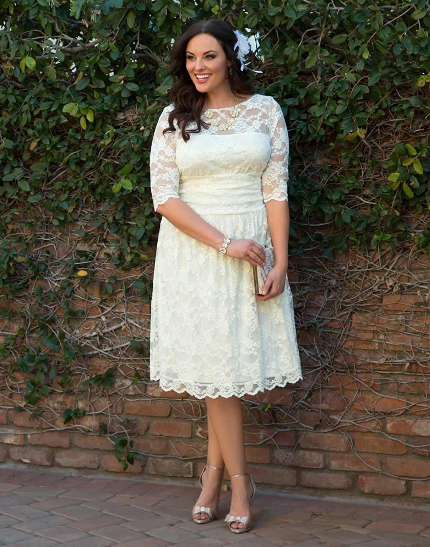 Size 16W Wedding Dresses