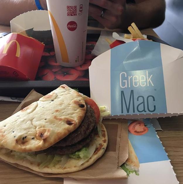 Greek Mac (McDonald's Greece)