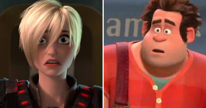 This Wreck It Ralph Theory About
