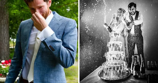17 Award-Winning Wedding Photos From 2017 That'll Leave You Speechless