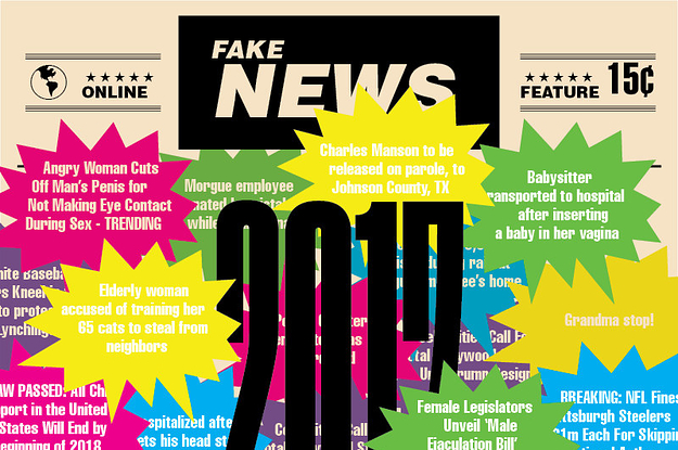 best authentic 16f95 e703c These Are 50 Of The Biggest Fake News Hits On Facebook In 2017