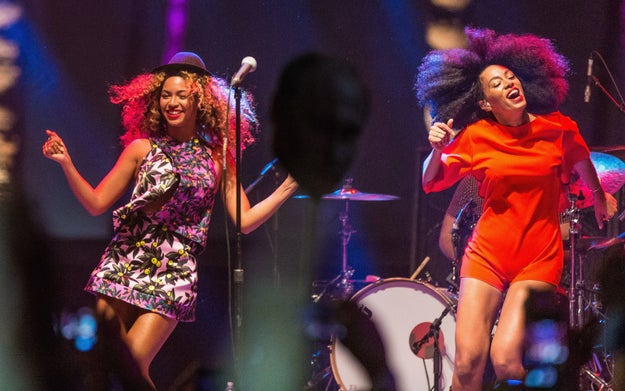 Beyoncé did appear at Coachella in 2014 for a surprise appearance with her sister Solange.