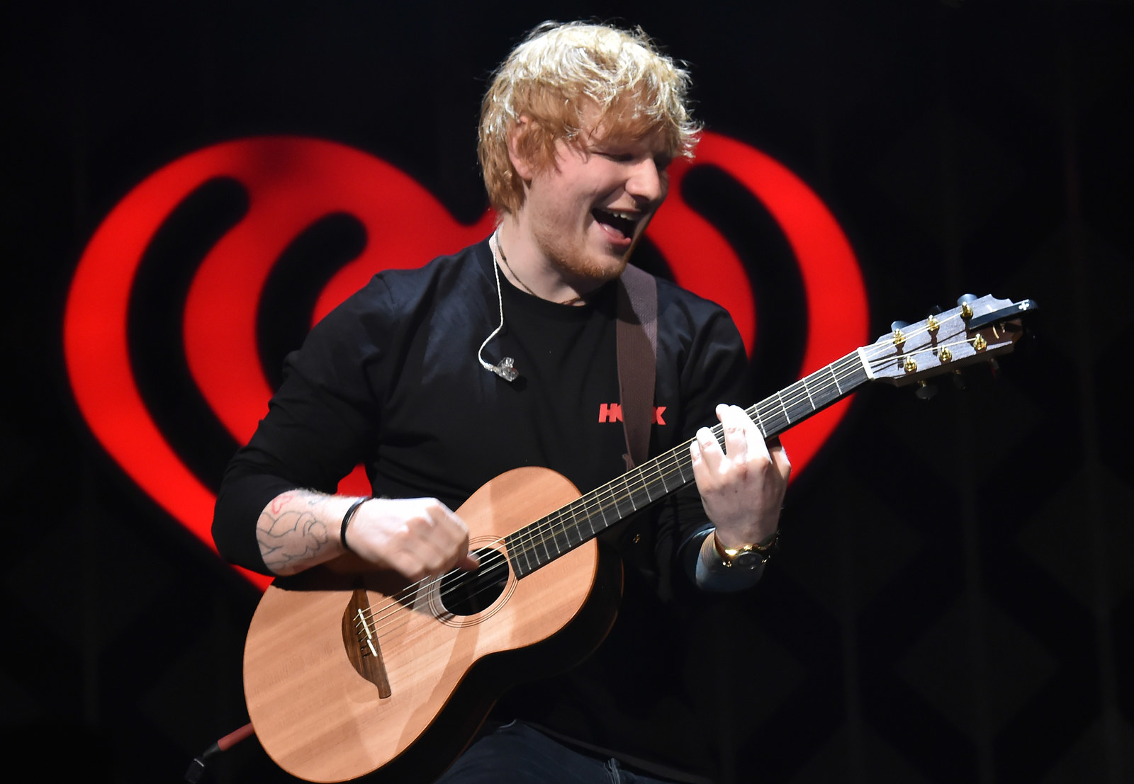 Ed Sheeran Reveals His Top Picks for His and Cherry Seaborns First Dance Song