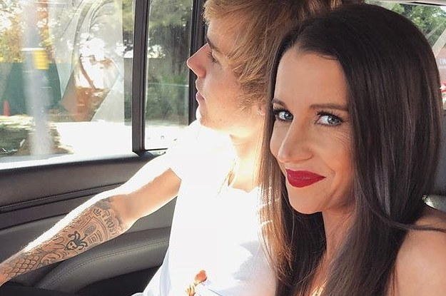 Justin Bieber's Mom Just Wrote Him The Sweetest Message On Instagram