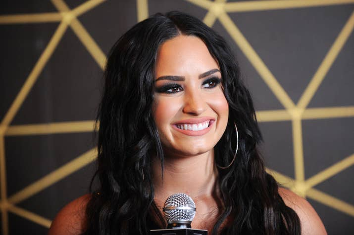 Demi Lovato Former Disney Star Powerhouse Vocalist And Overall Gem You Know Her