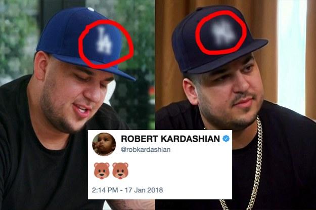 robert kardashian 2018