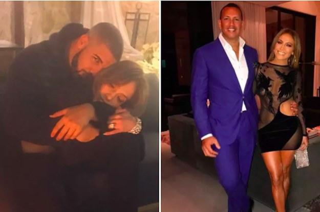 Rihanna Drake dating 2010