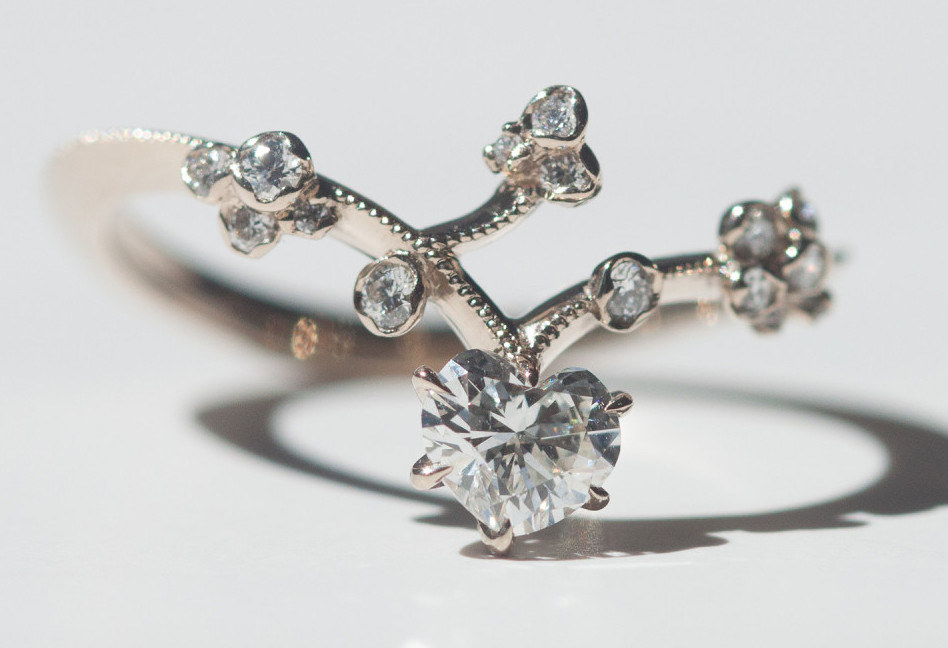 Buzzfeed 7 Rings: 31 Gorgeous Engagement Rings You'll Want To Buy For Yourself