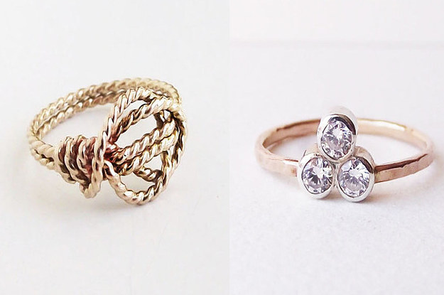 31 gorgeous engagement rings youll want to buy for yourself - Buy Wedding Rings