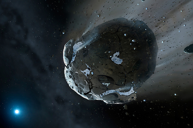 Heres What Will Happen If An Asteroid Comes During The Government Shutdown