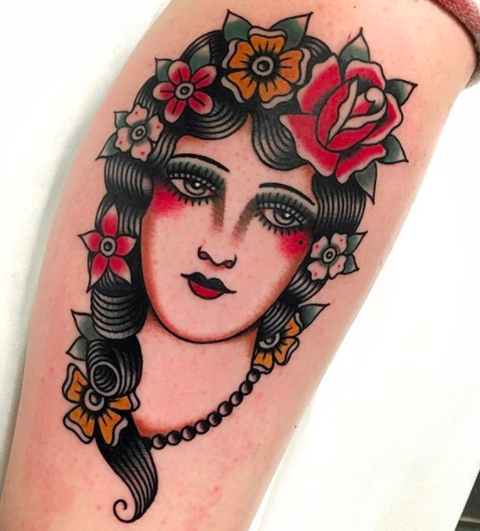 Tattoo Ideas Buzzfeed: 28 Rose Tattoo Ideas That Are Too Beautiful For Words