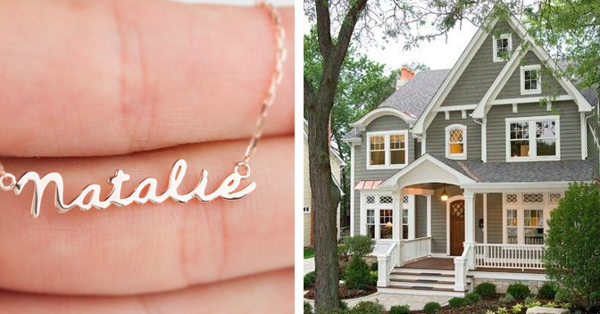 Design The Perfect House And We'll Guess The First Letter Of Your Name