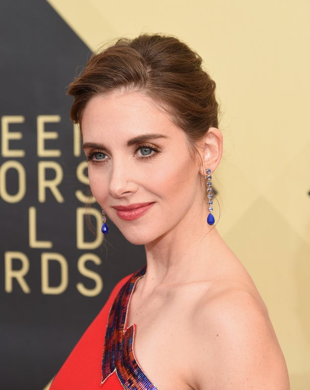 Alison Brie Addressed The Allegations Against Her Brother-In-Law James Franco