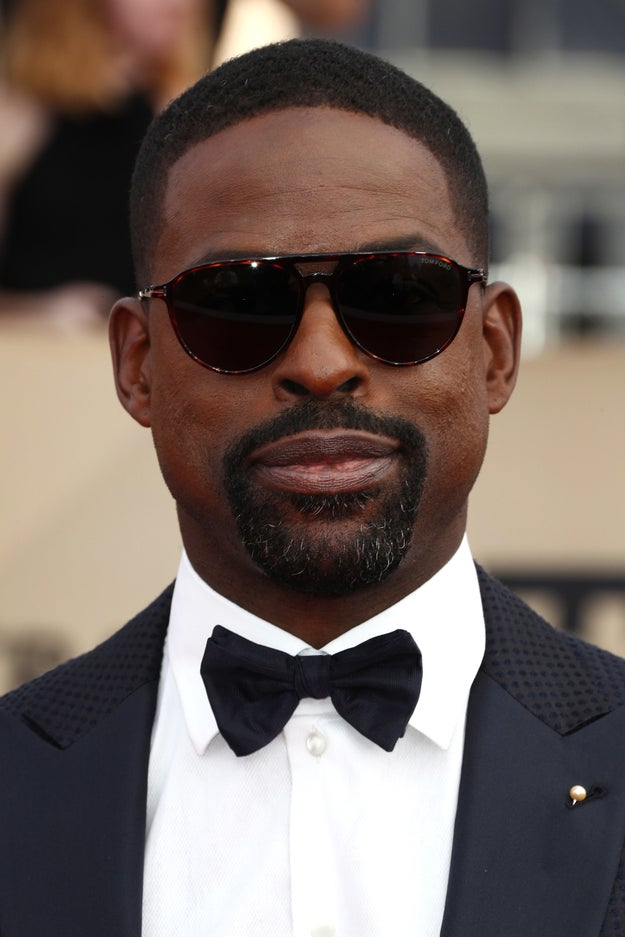 Sterling K. Brown made history at the 24th annual Screen Actors Guild Awards on Sunday when he became the first black actor to win the Outstanding Performance by a Male Actor in a Drama Series category.