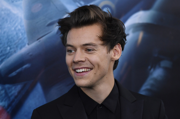 The Harry Styles As James Bond Rumor Probably Isn't True But It's Nice To Dream