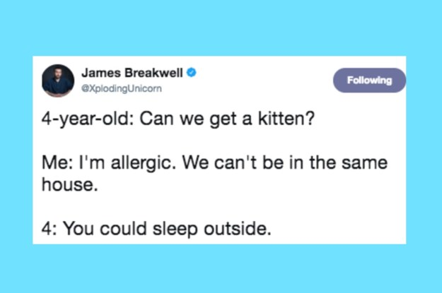 19 Times Talking To Kids Was Hilarious, Exhausting, And A Little Disturbing