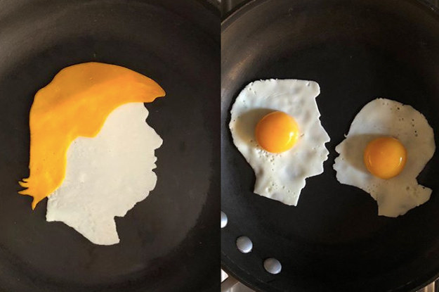 """People Are Loving These """"Egg-cellent"""" Creations By A Mexican Law Student"""