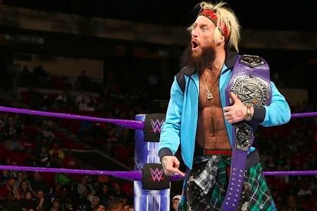 WWE Has Suspended High-Profile Champion Enzo Amore Amid Rape Allegations