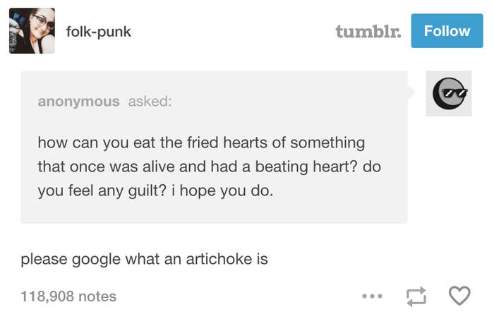 21 Times People On Tumblr Had The Best Comebacks To Anonymous Questions