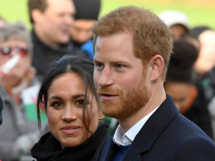 Eugenie And Brooksbank Are Due To Get Married At St George S Chapel In Windsor Autumn This Year The Same Venue Where Prince Harry Meghan Markle