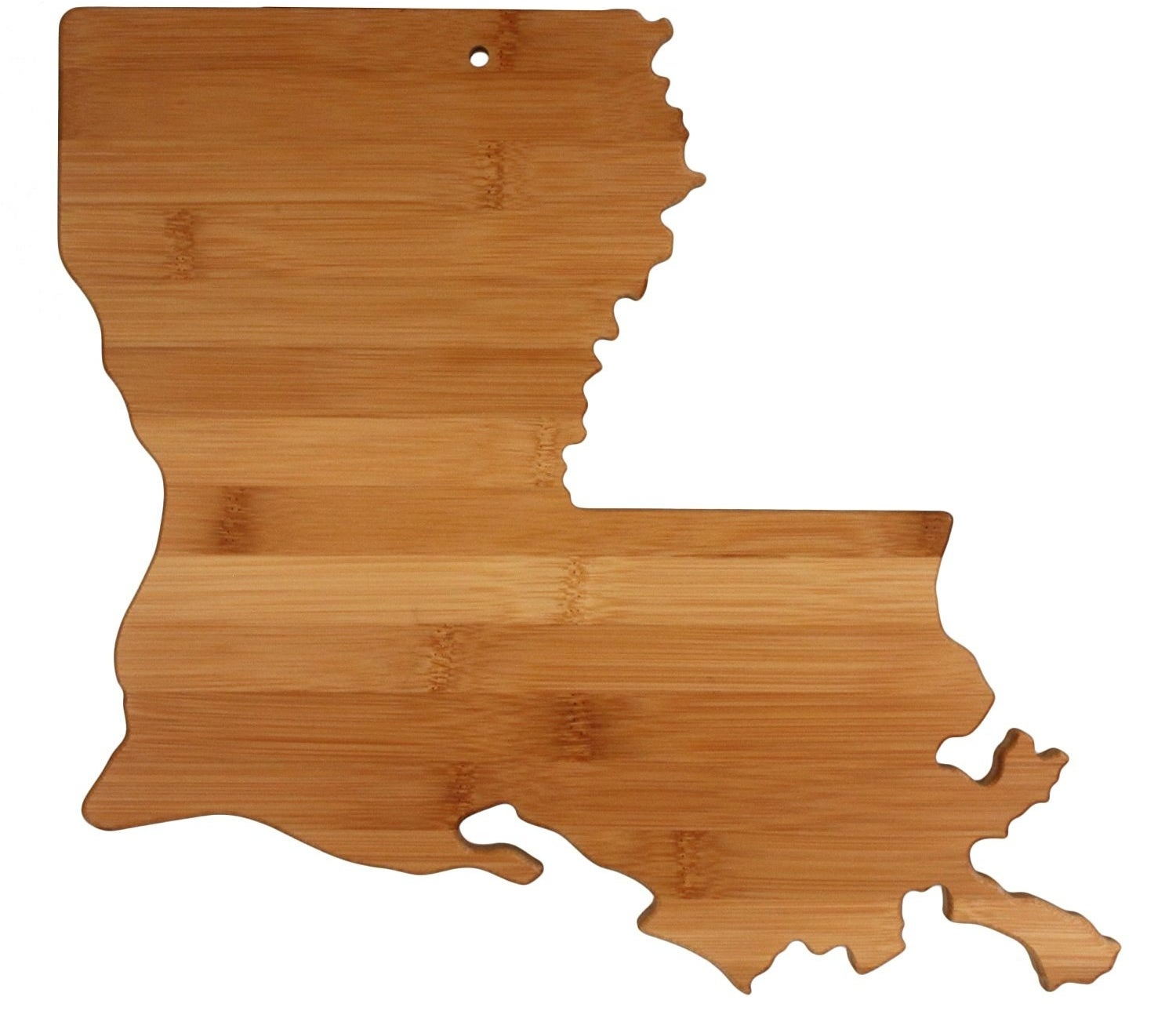 """Promising review: """"I absolutely adore this cutting board. I'm from Maine originally, but I moved to Los Angeles two and a half years ago. My boyfriend and I wanted a taste of home in our first home together. This cutting board is not only an adorable and chic decorative piece, it's also quite functional and useful."""" —Carolyn_GPrice: $19.99 (available in all 50 states)"""