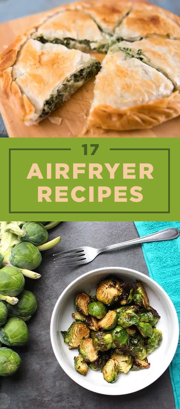 17 Airfryer Recipes People Can't Stop Making