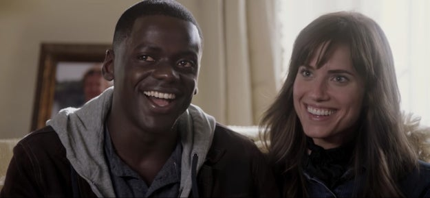 The film, directed and written by Jordan Peele, was nominated for Best Picture, Best Actor (for Daniel Kaluuya), Best Director (for Peel), and Best Original Screenplay.