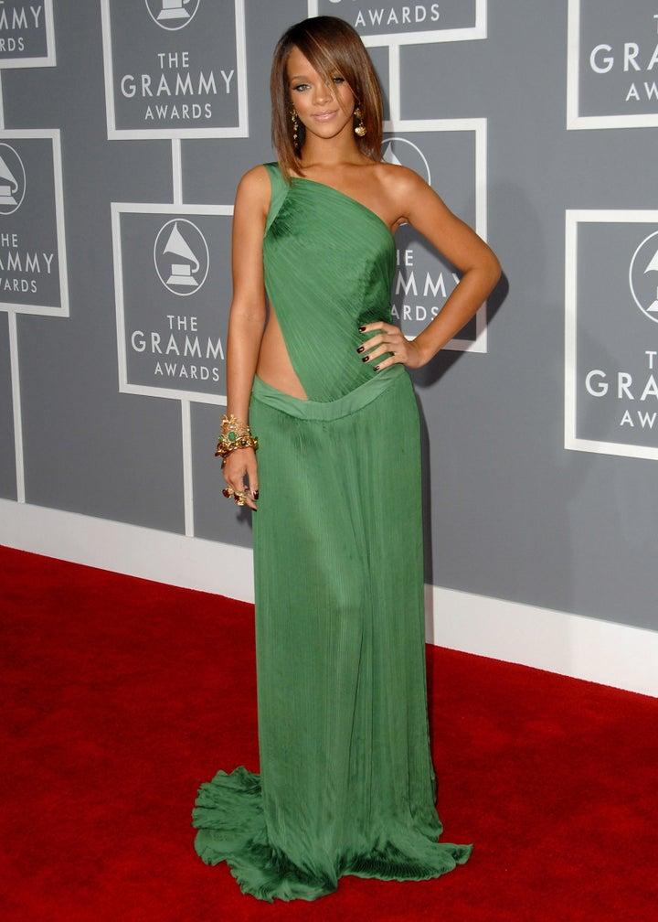 Rihanna — 2007