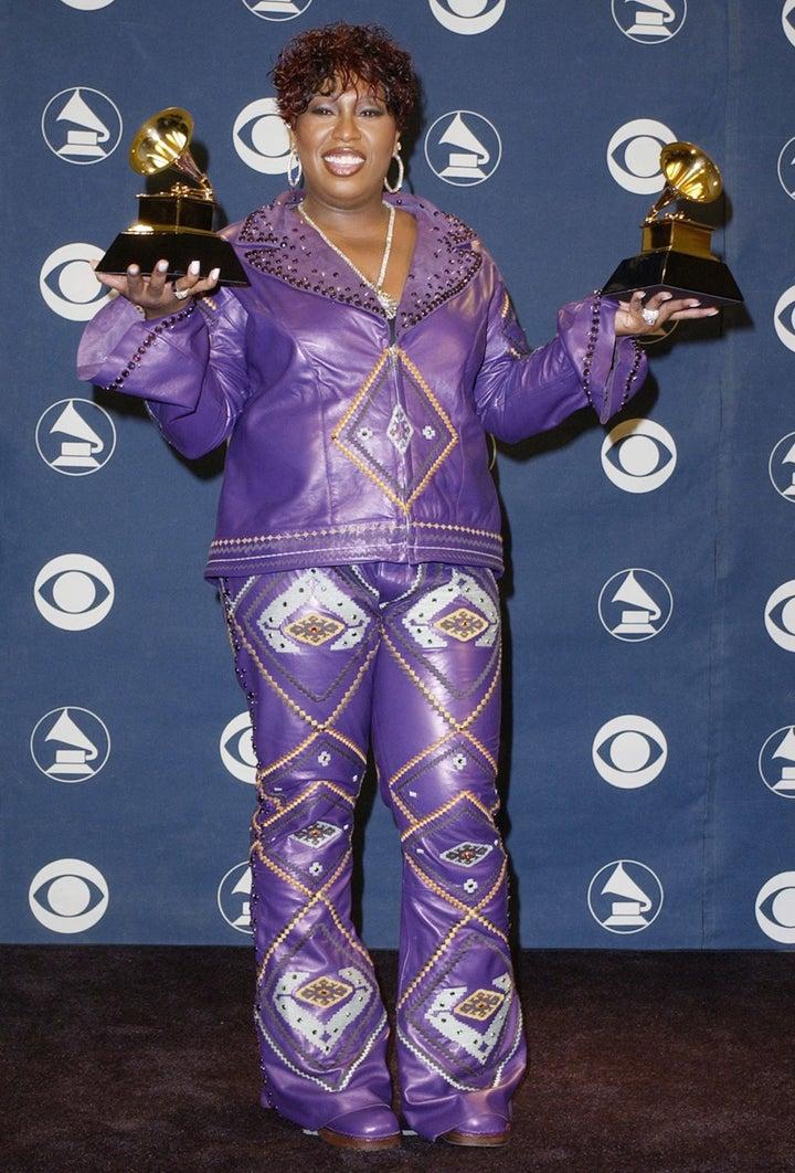 Missy Elliott — 2002