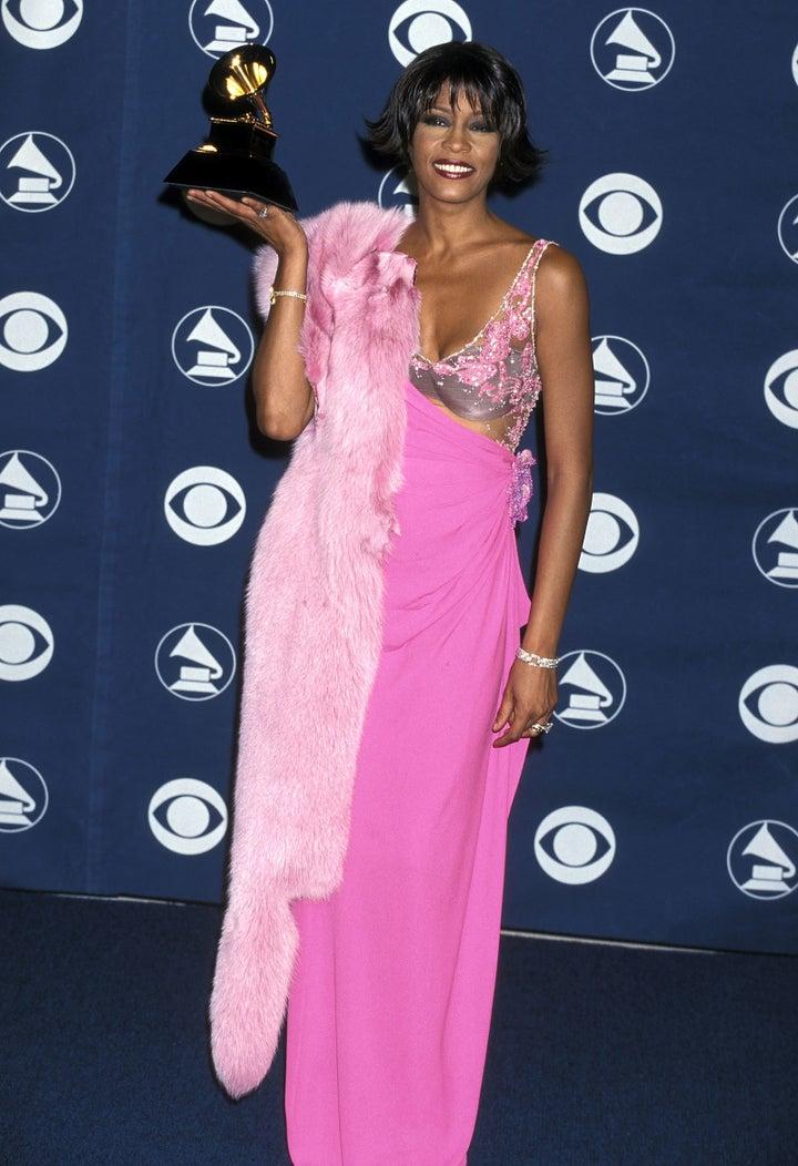 Whitney Houston — 2000