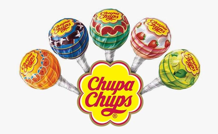 Venían en sabores como fresa, naranja, limón, cola y menta. La idea fue del catalán Enric Bernat, quien les puso ese nombre porque parecían un balón de futbol entrando en la portería (cuando entraban a la boca).