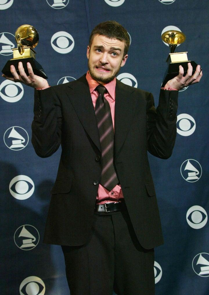 Justin Timberlake — 2004