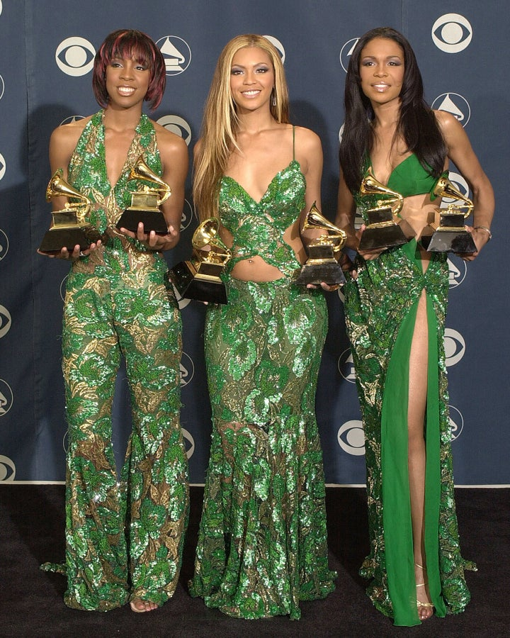Destiny's Child — 2001