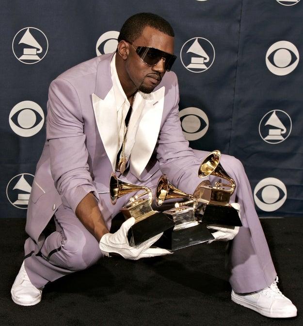 Kanye West — 2006