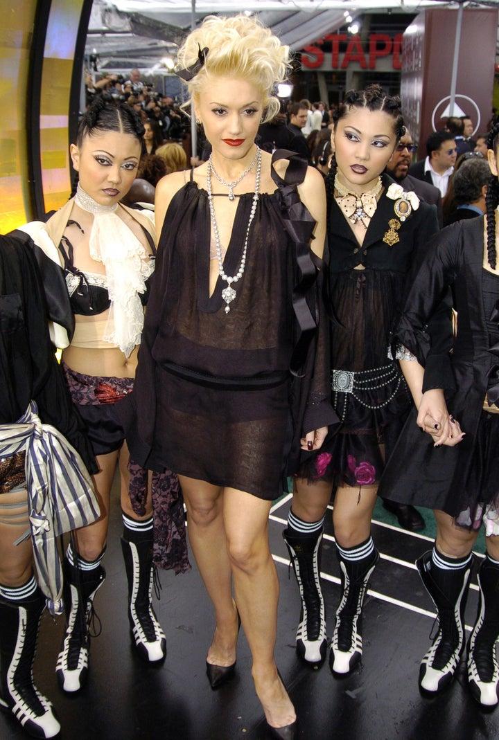 Gwen Stefani and the Harajuku Girls — 2005