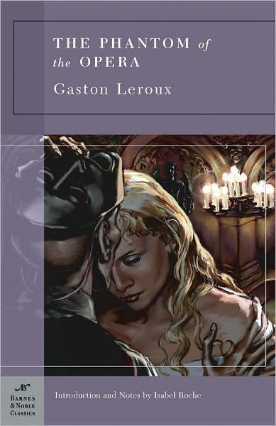 In the original novel by Gaston Leroux, the Phantom's name is Erik.